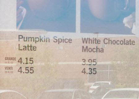 Starbucks Explains Disappearance Of Tall From Drive-Thru Menus