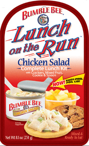 USDA Recalls 72,000 lbs Of Canned Chicken Salad