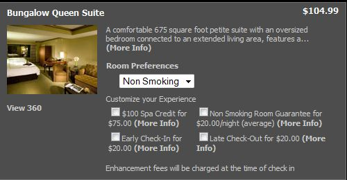 MGM Grand No Longer Charging $20/Night To Get A Non-Smoking Room