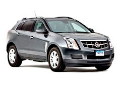 2011 Cadillac SRX Recalled For Side Airbags