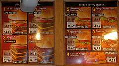 Adding Calories To Menus Doesn't Affect Consumption, Study Says