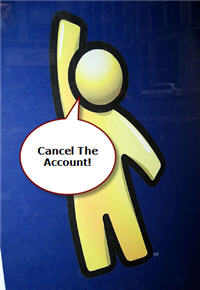 Not Canceling The Account Costs AOL $3 Million
