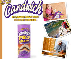 The Candwich Is Finally On Sale