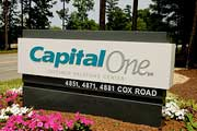 Capital One Burrows Into Your Wallet, Makes Your Life Hell