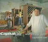 Capital One All Hassle Credit Card