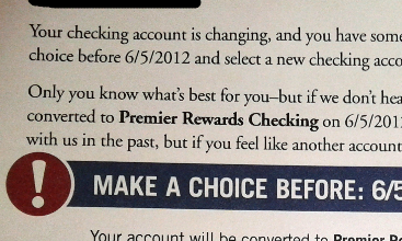 Capital One: Pick Which Monthly Fee You Want To Be Stuck With Or We'll Pick The Highest One For You