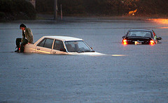 Your Car Is Submerged In Water… Now What?