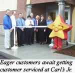 Carl's Jr. Puts the XXX in Customer Service
