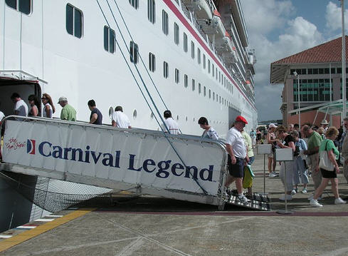 Greed Floats: Carnival Cruise Line Bans Liquids