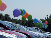 Car Sales Rise To Highest Levels Since Japan Disaster