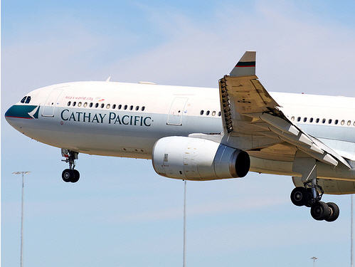 Cathay Pacific Airlines Lets Passengers Sit For 7 Hours, Then Cancels Flight