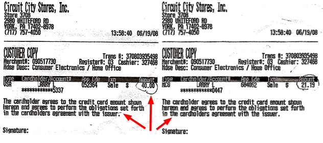 Circuit City Calls The Cops On Customer Who Tried To Redeem $40 DTV Coupon