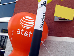 "Sprint CEO ""Concerned"" By AT&T/T-Mobile Deal"