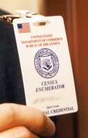 That Stranger Knocking On Your Door Might Work For The Census