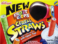 Cereal Straws? What? Are They Kidding?