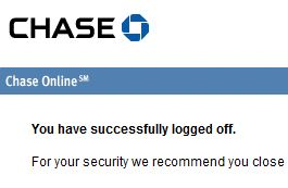 Chase Bank Is Back Online
