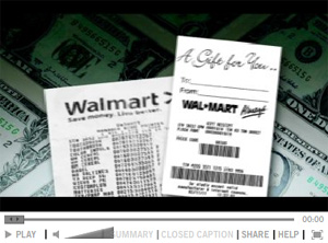 Walmart Caught Shortchanging Customers With Gift Receipts