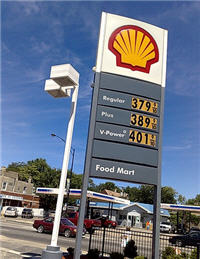 Gas Prices Drop By 10 Cents, Chicago Has Nation's Most Expensive Gas