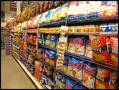 "Class-Action Lawsuit Has A Problem With Sun Chips And Tostitos Being Labeled ""All Natural"""