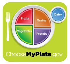 """Nutrition Plate"" Replaces ""Food Pyramid"""