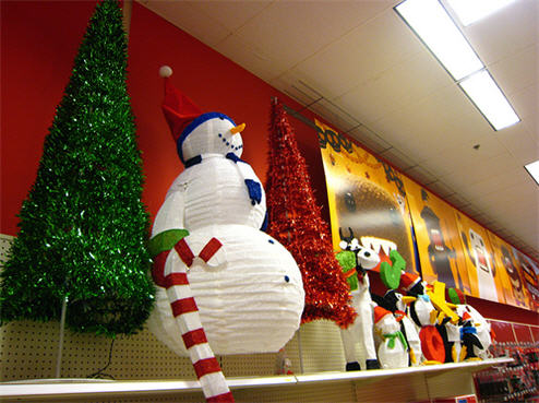 September Is Christmastime At Target!