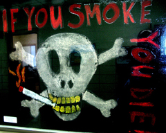 Cigarette Makers Win Battle Against Totally Grody Warning Labels