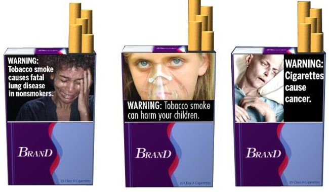 FDA Proposes More Graphic Warning Labels For Cigarettes