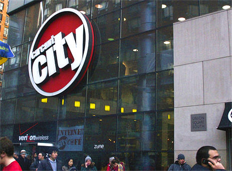 Circuit City's Stock Is Too Low For The NYSE