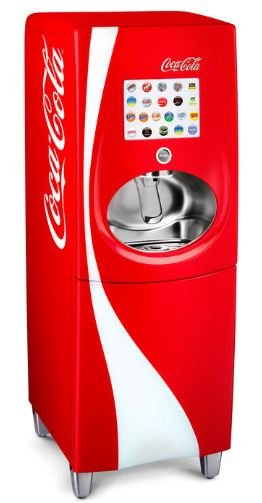Five Guys Is First Fast Food Chain To Get Coca-Cola Freestyle Machines