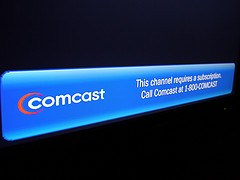Comcast, Bloomberg TV Bicker Over Channel Numbering