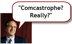 Shareholders To Comcast: Fire The CEO