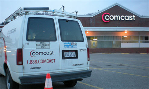Comcast Digs Up Your Patio After You Asked Them Not To And Other Assorted Humiliations