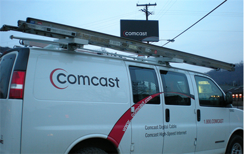 Um, Comcast, Could You Maybe Not Randomly Dig Up My Property Without Asking?