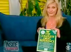 Ex-Girlfriend Auctions Off Sheen's Inscribed Consumer Reports Drug Reference Book
