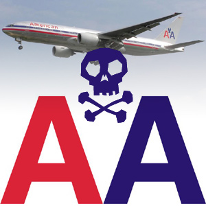Woman Dies On AA Flight After Being Refused Help, Then Given Empty Oxygen Tanks