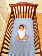 """Parents, Don't Use Crib Bumpers"" Says Study"