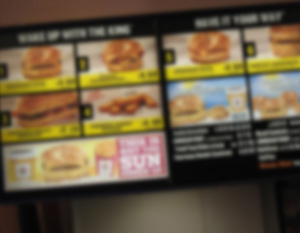 Legally Blind Woman Sues Fast Food Restaurants For Rudeness