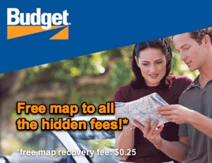 Budget's Free Frequent Flyer Miles Promos Will Cost You