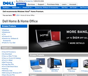 Is Dell's Tech Support Staff Trying To Sell You Things Yet?