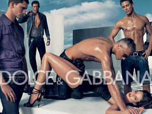Is This Fashion Ad Promoting Gang Rape?