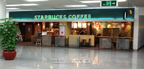 Coming Soon: Starbucks TV Commercials To Address Falling Traffic