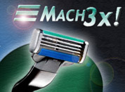 "Chinese Brothers Develop New ""Mock 3"" Razors"