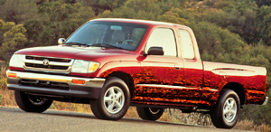 Toyota Announces Tacoma Buyback Program For Severe Rust Corrosion