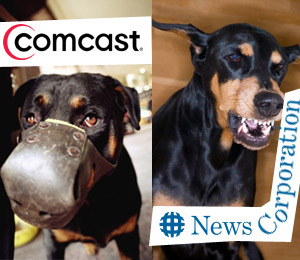 FCC Says Comcast Can't Buy More Cable Companies, But Murdoch Can Own Everything