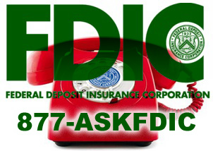 FDIC Call Center: Former Employee Says It's A Great Place For Bank & Credit Union Info