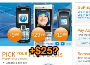 "AT&T Says They'll Charge $25 ""Activation Fee"" To Move SIM From A Broken Phone To A GoPhone"