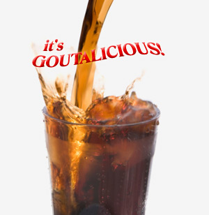 Rise In Gout Blamed On Fructose In Soft Drinks
