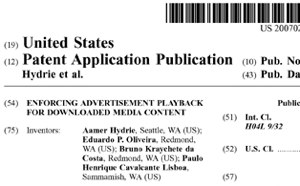"New Microsoft Patent App Provides ""Enforceable"" Ads That Can't Be Skipped"