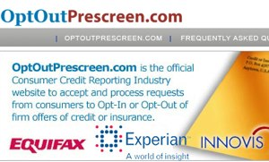 How To Avoid Pre-Screened Offers Of Credit
