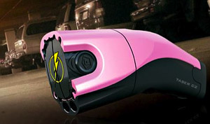 Popular Consumer Version Of Taser Is Selling Like Electrified Hotcakes